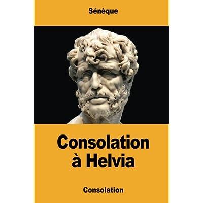 Consolation à Helvia