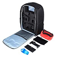 Bggie Portable Backpack Carrying Case for Parrot Bebop 2 Power FPV Drone
