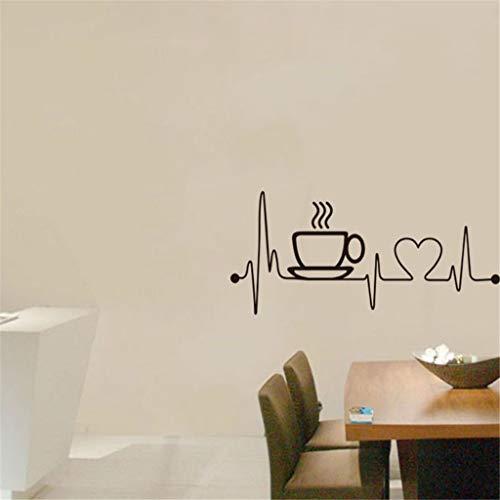 kinderzimmer schlafzimmer küche fenster mädchen junge Aufkleber Abziehbilder Wand Deko - Mobile kreative Wand mit dekorativer Wandfensterdekoration ()