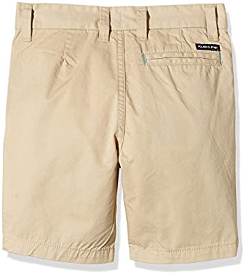 Polarn O. Pyret Boy's Solid Print Shorts