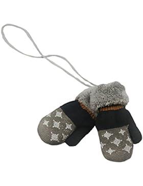SAMGU Winter Warm Baby Handschuhe Full Fingers Jungen Mädchen Handschuhe Cotton Knitting
