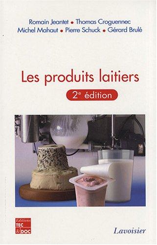 Les produits laitiers par Romain Jeantet