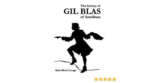 The History of Gil Blas of Santillana (translated)