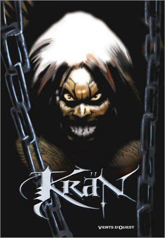Krän le Barbare, tomes 1 à 3 (coffret de 3 volumes)