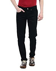 Monte Carlo Mens Straight Fit Jeans (2180870088DN-6-34_Black)