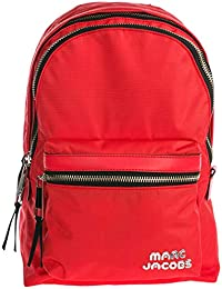 Marc Jacobs Trek mochilas mujer poppy red