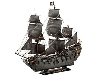Revell - 05699 - Maquette Black Pearl - Pirates des Caraïbes - La Revenche de Salazar