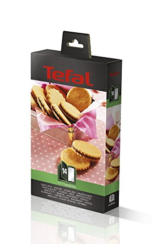 Tefal XA801412 Snack Collection - Molde galletas