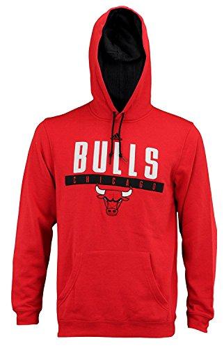 adidas Y FNWR Hoody Gry – Felpa Basket Chicago Bulls Ragazzo