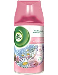 Air Wick Fresh Matic Ricarica Spray Automatico, Fiori di Pesco - 250 ml