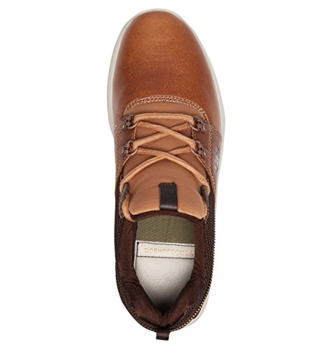 DC Shoes Heathrow Ia LX - Chaussures pour Homme ADYS200041 Marron - Brown/Dk Chocolate