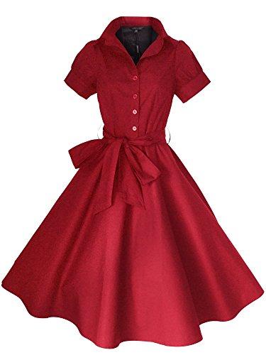 Kleider 50er jahre stil amazon