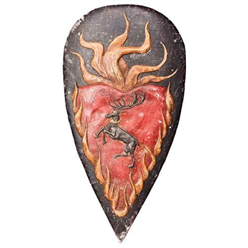 Dark Horse Stannis Baratheon Emblema Casa Placa Pared 24,5 HBO Game of Thrones DKHHBO25599