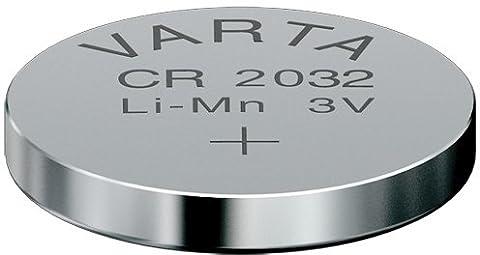 Varta Alkaline Batterie 3V - CR2032 - 10 Stück