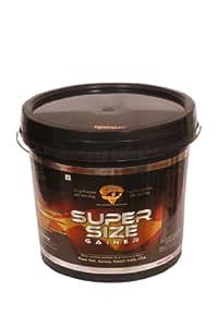 SNT Super Size Gainer Chocolate Flavour, 4 Kg