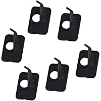 Homyl 6 Pieces Self-Adhesive Archery Arrow Rest For Recurve Bow Right Hand or Left Hand, Choose You Need