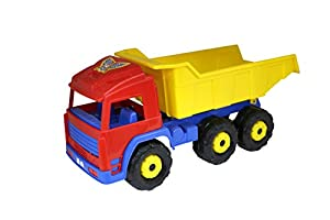 Polesie Polesie44402 - Bomba de Juguete para camión, Color Plateado