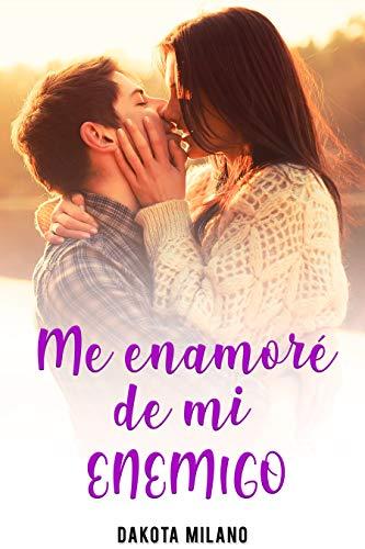 Me enamoré de mi enemigo: Romance lleno de suspenso entre un detective y una periodista: (Novela romantica corta) (Novela Romántica Erótica en español) (Novela romántica para adulto)