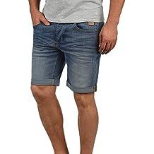 Vaquero Amazon Pantalon es Hombre Corto rprqwEv