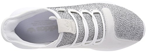 adidas Tubular Shadow, Sneaker Uomo Bianco (Footwear White/grey One/footwear White)