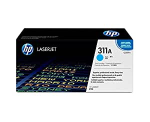 HP Cartouche de toner Cyan 6000 Pages Q2681A