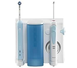 ORAL-B Combiné dentaire Professional Care Waterjet + 500 + Lot de 4 canules OxyJet ED17 (Soins dentaires pack bundle)