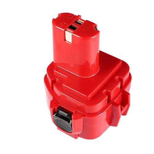Preisvergleich Produktbild Powerextra Wekzeugakku 12V 2,0Ah(2000mAh) Hohe Kapazität Akku für Makita 1220 1222 1233 1234 1235 192598-2 192681-5 193981-6 638347-8 638347-8-2 Passend zu Makita 6213D 6217D 6271D 6313D 6835D 6916D 8413D ML120 + Gratis Geschenk