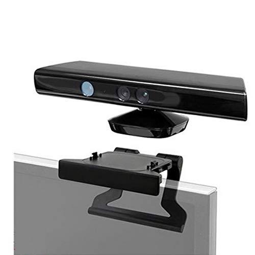 Halterung für Microsoft Xbox 360 Kinect Sensor, Kunststoff, Schwarz -