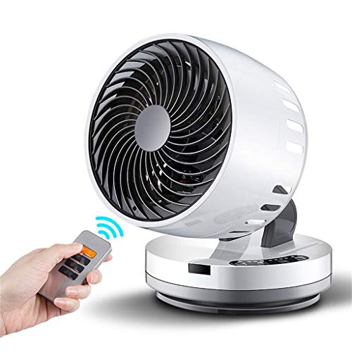 Klimaanlage Fan Umluft Konvektion Fan Fernbedienung Desktop Mini Mute Home Desktop Timing