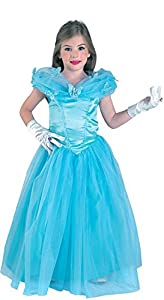 clown republic - Disfraz de Princesa de Cuento de Hadas