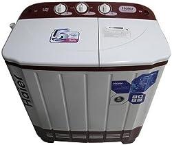 HAIER XPB65-113S 6.5KG Semi Automatic Top Load Washing Machine