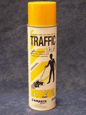 Fahrbahnmarkierung Traffic Bodenmarkierung Spray gelb 500ml
