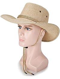 Amazon.es  Daliuing - Sombreros cowboy   Sombreros y gorras  Ropa 4a0892312fd