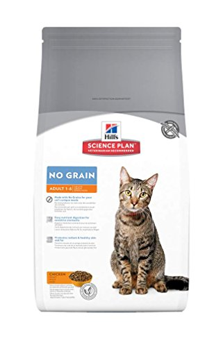 Hill's No Grain Adult Feline Pollo 2 Kg.