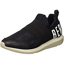 Bikkembergs Speed 583 Shoe M Lycra/Leather, Scarpe Low-Top Uomo
