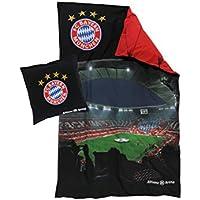 FC Bayern München Bettwäsche Allianz Arena -