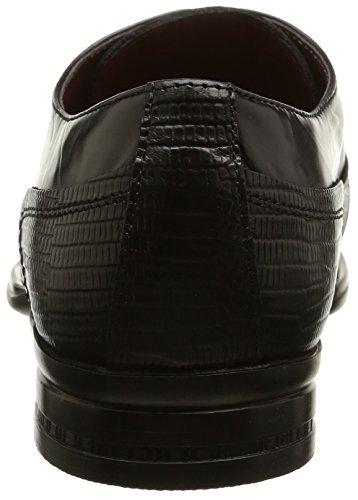 Redskins Zorg, Chaussures Lacées Homme Noir (Noir 02)