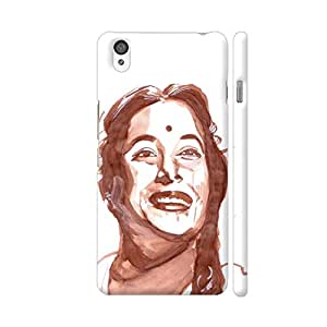 Colorpur Nargis 3 Printed Back Case Cover for OnePlus X