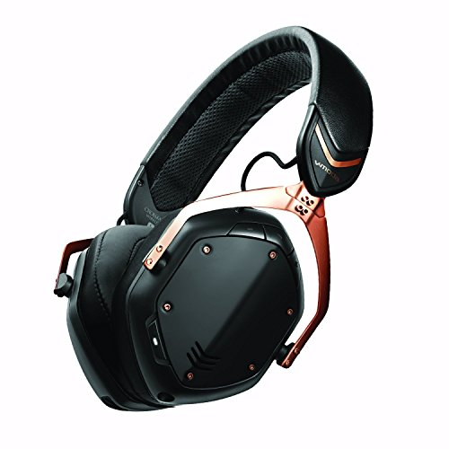 V-MODA Crossfade 2 Wireless Codex Edition Over-Ear kabellose Kopfhörer mit Qualcomm aptX und AAC - Rose Gold