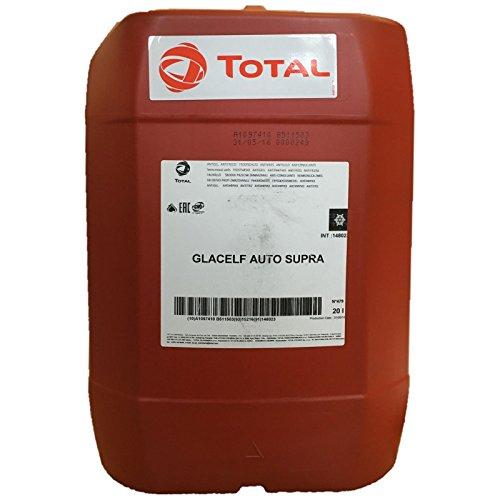 20 Liter TOTAL GLACELF AUTO SUPRA | Super-Langzeit-Kühlerschutzmitt