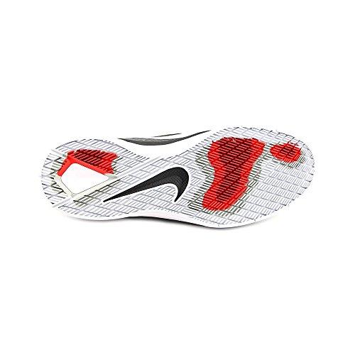 Nike SB Paul Rodriguez 8 Summer 2015 Nero/bianco/grigio scuro/rosso palestra