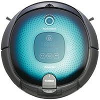 Robot aspirador inteligente Toshiba Smarbo, color azul platino VC-RB100(L) VC