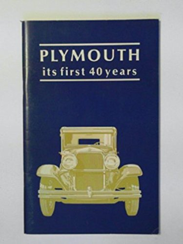 plymouth-its-first-40-years