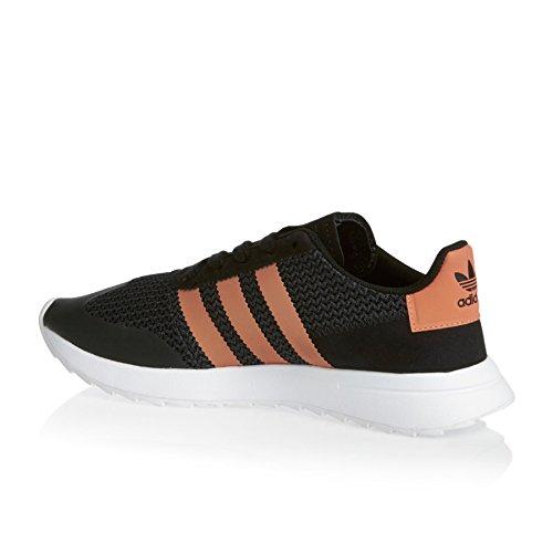 adidas FLB W, Chaussures de Running Femme, Noir Noir (Negbas / Senade / Neguti)