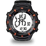 La Crosse Technology–Reloj Altímetro, Barómetro, Brújula, color WTXG11 Orange