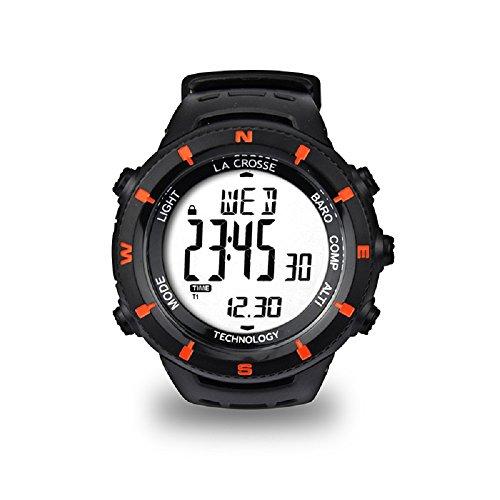 Reloj Altímetro, Barómetro, Brújula, Color WTXG11 Orange