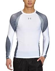 Under Armour Herren T-Shirt Ca Warp Speed Long Sleeve