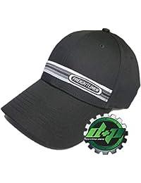 Diesel Power Plus Freightliner Black Woven Stripe hat semi Trucker Base Ball  Cap Truck Gear cat 7d72cf1c98ee