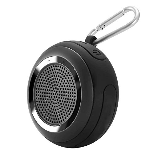 GLXLSBZ Bluetooth Lautsprecher Wasserdicht, Mini Kabellose Tragbarer 10W Outdoor Mini Lautsprecher, wasserdicht, Eingebauten Mikrofo, 360° TWS Stereo Sound (Bluetooth-lautsprecher Für Boote)