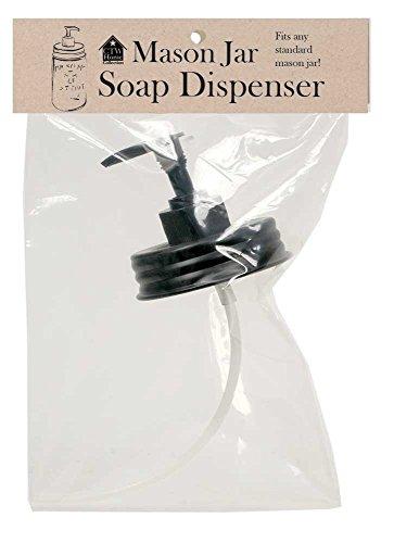 Colonial Dose funktioniert-Mason Jar Seife/Lotion Spender Deckel (Mason Dispenser Jar Lotion Deckel)